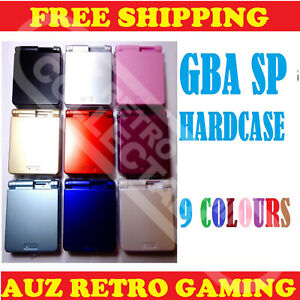 Replacement-Shell-Hardcase-Housing-Nintendo-GBA-SP-Advance-GameBoy-Console-Cover
