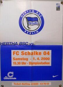 Offizielles-Spielplakat-01-04-2000-BL-Hertha-BSC-Berlin-vs-FC-Schalke-04-25