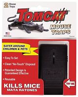 Tomcat Snap Traps, 2-pack (mouse Trap)