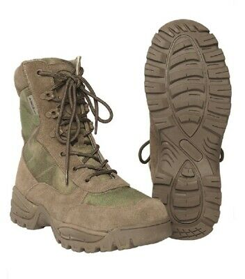 Us Tactical Lightwight A-tacs Fg Boots Army Outdoor Camouflage Stiefel Gr. 42