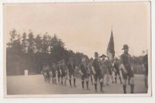 Scouting, Scout Troop RP Postcard, B584
