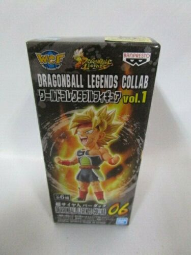 Dragon Ball Legends Collab World Collectable Figure WCF vol.1 SS Barduck NEW F//S