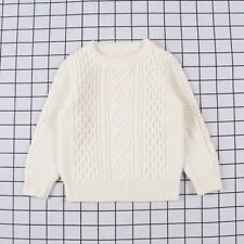 b458c94a517c Giggle Baby off White Cable Knit Cardigan Sweater Size 6-12 Months ...