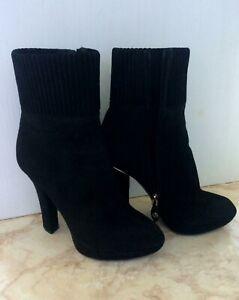 Louis Vuitton Suede ankle boots 36   eBay