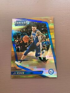 2018-19-Panini-Threads-Basketball-JJ-Redick-Gold-10