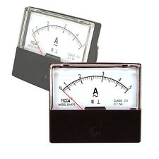 Ac 0 5a Analog Current Panel Meter