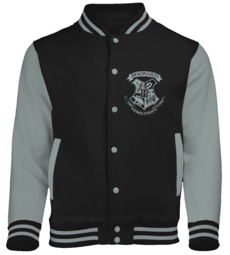 New Harry Official Varsity Style Baseball Potter amp; Crest' Jacket 'hogwarts 7wr0T7