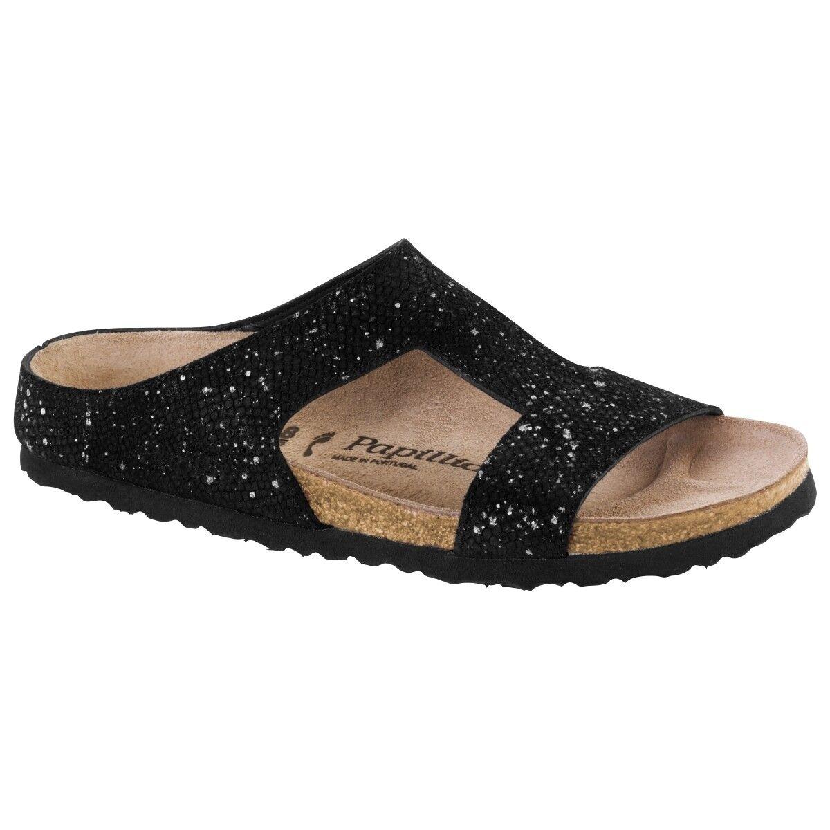 Birkenstock Papillio charlize gamuza zapatos de piel ancho sandalia estrecho 1007318