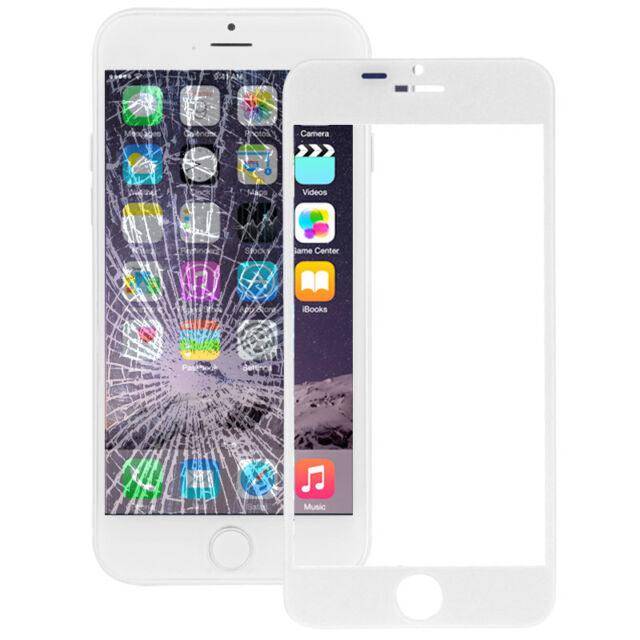 IPHONE 6 plus Front Glass Front Glass Screen Touch + Tool White
