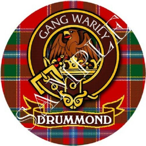 148 clans à choisir Nouveau Clan Crest Finition Antique KILT PIN