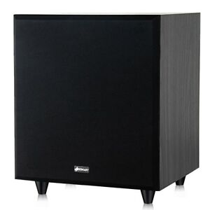 400W-Powered-Active-Subwoofer-Front-Firing-Woofer-Wedding-Party-11-034-x-12-034-x-15-034
