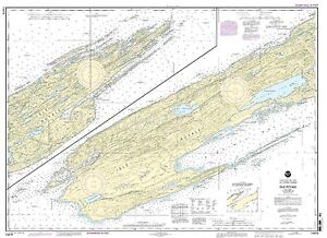 NOAA Chart Isle Royale 18th Edition 14976