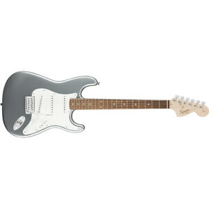 Fender-Affinity-Series-Stratocaster-Electric-Guitar-Laurel-Slick-Silver