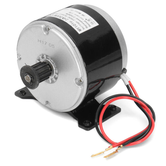 36V DC Electric Motor 500W E-bike Motor Scooter 2500RPM Reduction Bicycle e-ATV
