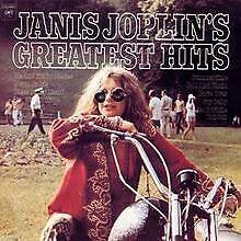 Janis-Joplin-039-s-Greatest-Hits-von-Joplin-Janis-CD-Zustand-gut