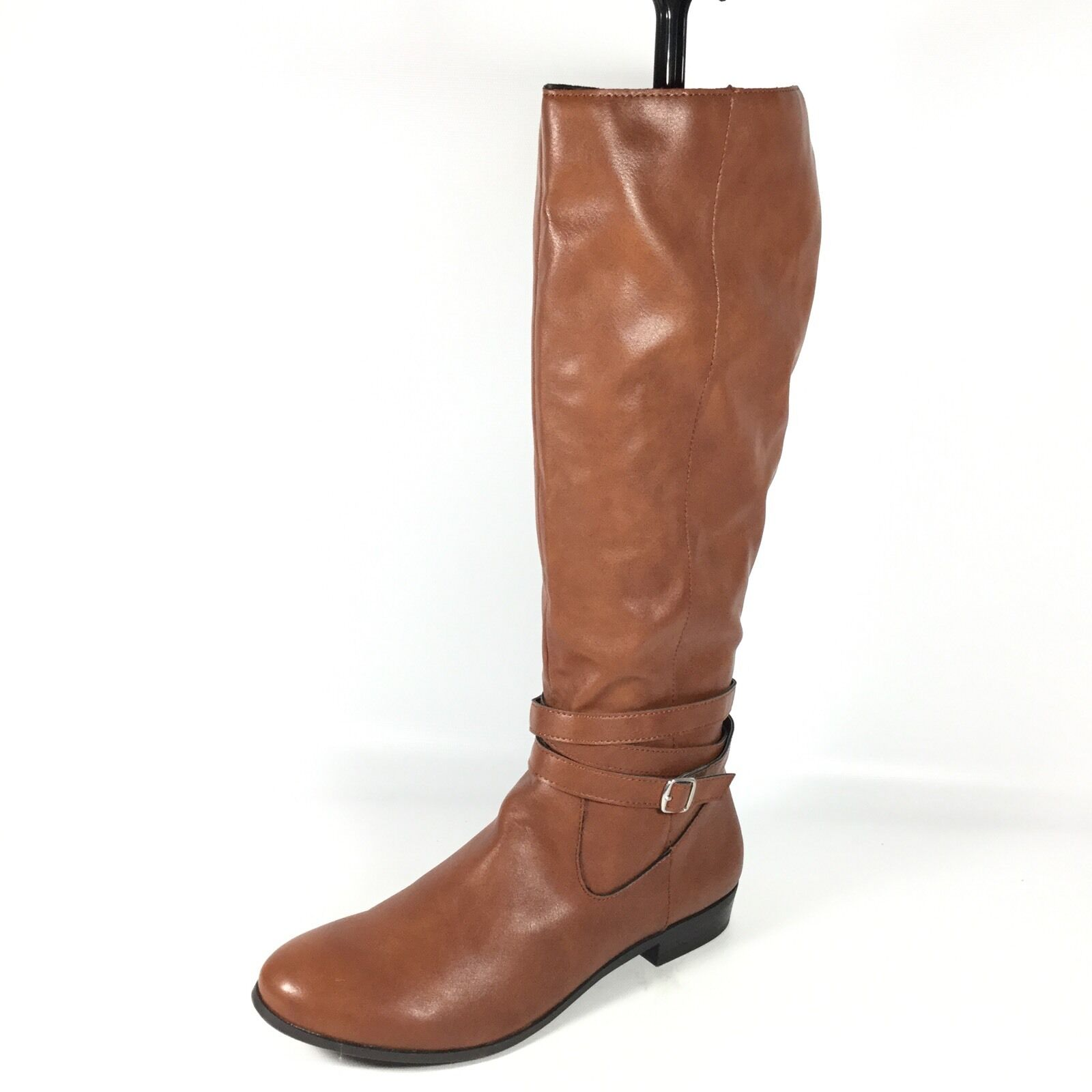 Style &Co Fridaa Women's Size 7.5 M Brown High Knee Boots.