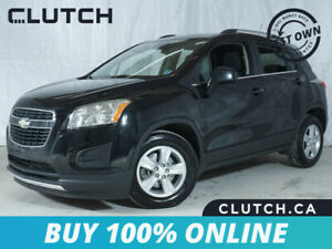 2015 Chevrolet Trax LT w/ Rearview Cam, Alloys, A/C