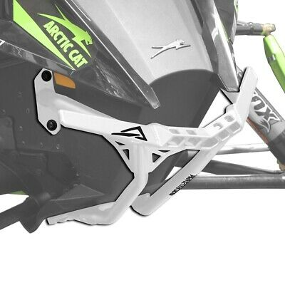 Skinz Chromalloy Front Bumper Natural for Yamaha Nytro 08-13