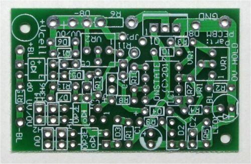 Li battery balance module PCB DIY adj lithium cell management system protection