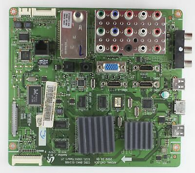 "SAMSUNG 46/"" LN46A750R1FXZA SS02 BN94-01708R Main Video Board Motherboard Unit"