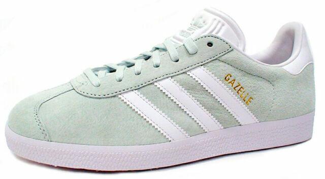 Size 7.5 - adidas Gazelle White