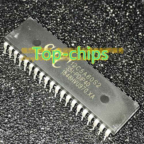 5PC NEW STC12C5A60S2-35I PDIP40    new