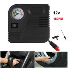 12V Auto Reifen Luftpumpe Druckluft Air Kompressor KFZ Adapter 100PSI Inflator