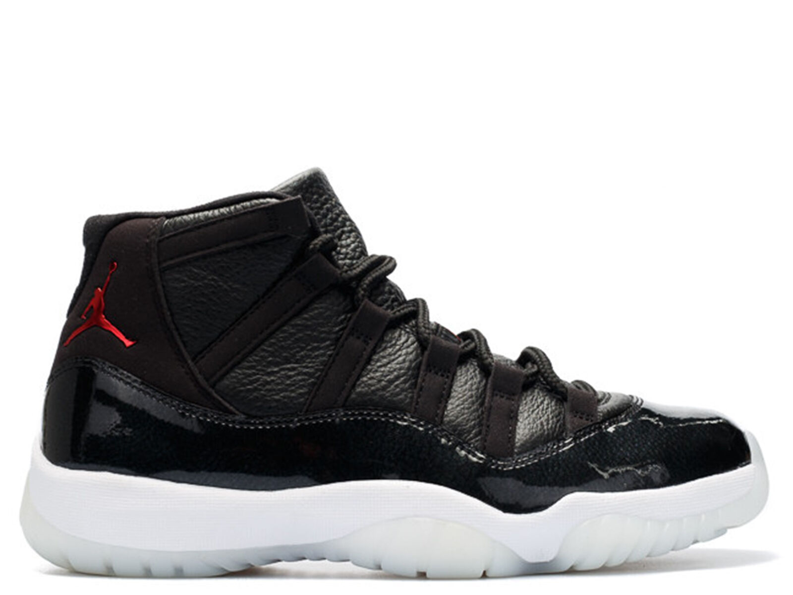 Men's Brand New Air Jordan 11 Retro  72-10  Athletic Sneakers [378037 002]