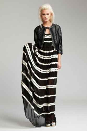 Dress Temperley Impreziosita Maxi 10 Sequin Alice Daphne By 8 Long 3 Taglia 6 qH1xp