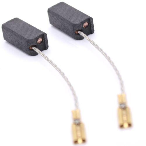 C9 L 1509 Kohlebürsten für Flex 6,3x7x15 mit Kabelschuhe 2,8 mm L 1506 VR