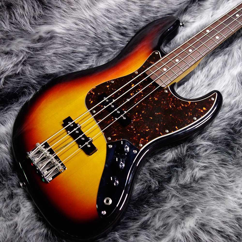 Fender Japan Exclusive Classic 60s Jazz Bass 3CS beautiful rare EMS F S