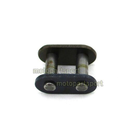 10x T8F Chain Master Link 8mm For 43cc 47 49cc Quad ATV Dirt Pocket Bike Scooter