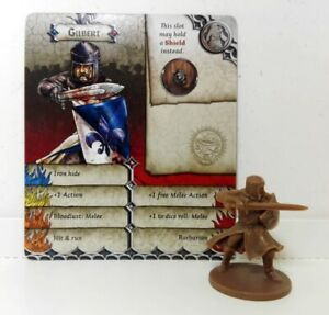 GILBERT-BROKEN-Monty-Pythons-Zombicide-Black-Plague-Green-Horde-Heroquest