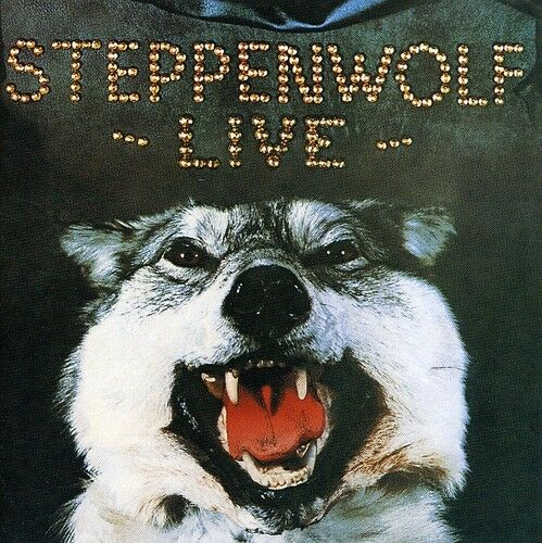 Steppenwolf - Live [New CD] England - Import