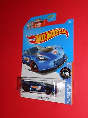 Hot Wheels 2019   CORVETTE C7.R   ==HW RACE TEAM==  193//250 NEU/&OVP