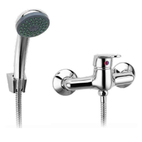Brausearmatur Dusche Badarmatur Bad  SMILE | Stilvoll und lustig  | Spaß  | Verschiedene  | Neues Design