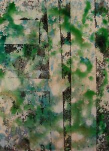 Modernist-Expressionist-ABSTRACT-Painting-MODERN-Wall-ART-READY-TO-LAND-FOLTZ