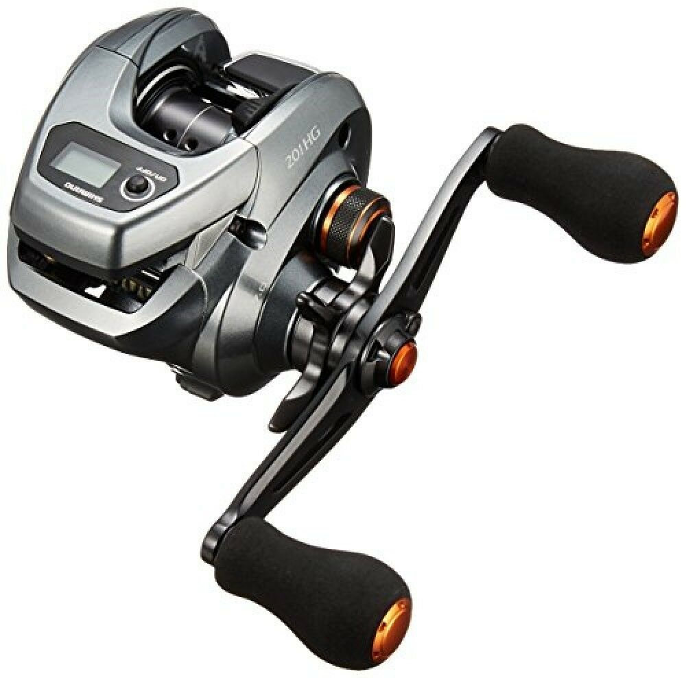 Shimano 17 Barchetta 201HG LH Lightweight Bait Casting Reel with Counter New FS