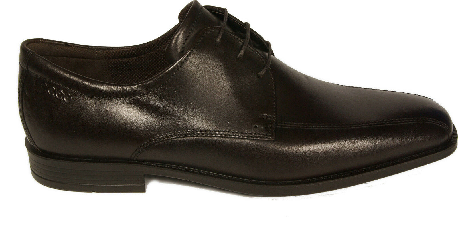 ECCO shoes mens shoes new shoes model EDINBURGH lace dark brown leather NEW