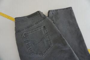OPUS-Enja-Grey-Damen-Jeans-stretch-Hose-Gr-36-27-32-W27-L32-stonwashed-grau-4