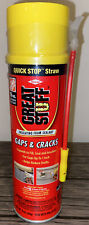Great Stuff Gaps Amp Cracks 16oz Filler Foam Insulation With Quick Stop Straw New