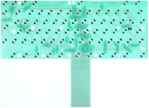 Amiga 600 Tastatur Membrane Tastaturfolie Keyboard Membrane NEU! 56C471B