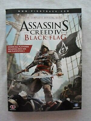 Assassins Creed Iv Black Flag Complete Game Guide Map All
