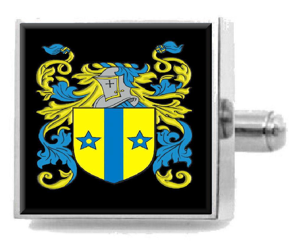 Hollinghurst Inghilterra Stemma di di di Famiglia Stemma Gemelli custodia personalizzata 3c95cf