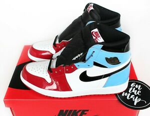 air jordan 1 rouge bleu