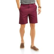 0f6a3016ba George Men's Hybrid Swim Trunks Shorts Size 46 Merlot Color 9