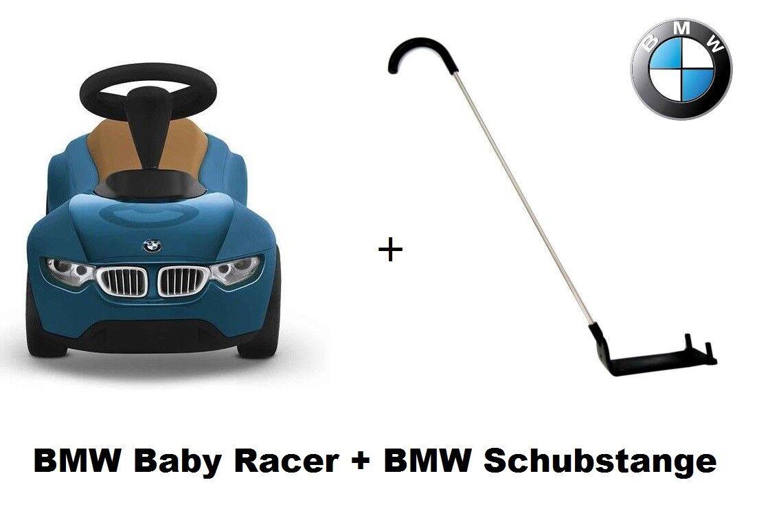 Original BMW Baby Racer III türkis caramel BMW Bobby 80932413783 + 80932410943