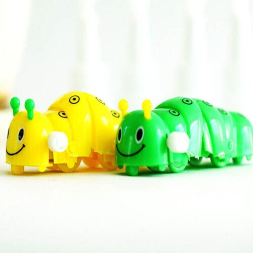 Nette Raupe wickeln oben lustiges Uhrwerk-Spielzeug der Spielzeug-Spielzeug Holzspielzeug