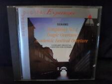 Brahms - Symphony No.1 -Cleveland Orchestra / Dohnanyi