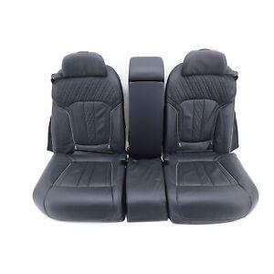 seat bench BMW G11 G12 760M 7-Series 07.12- Rücksitzbank Sitz Fond